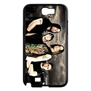 Samsung Galaxy N2 7100 Cell Phone Case Covers Black Bullet For My Valentine W9881925