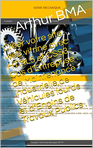 Amazon Com Creer Votre Site Web Vitrine Avec Html5 Et Css3