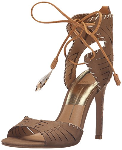 Dolce Vita Women's Hunter Dress Sandal Olive