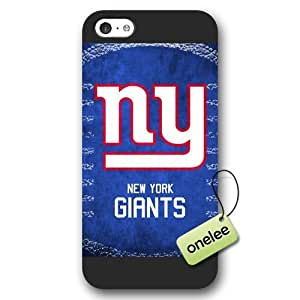 Personalize NFL New York Giants Team Logo Frosted Case For Samsung Galsxy S3 I9300 Cover Black Case CovBlack