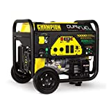 Champion 8000-Watt Dual Fuel Portable Generator with Electric Start For Sale