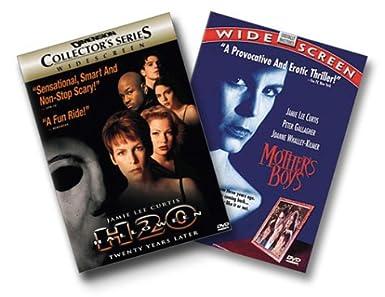 Amazon.com: Halloween H20 (1998) /Motheru0027s Boys (1995 ...