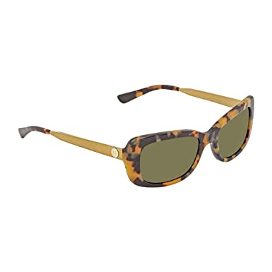9abc963f7c Image Unavailable. Image not available for. Color  Michael Kors MK2061  324471 Dark Vintage Tortoise Rectangle Sunglasses for Womens