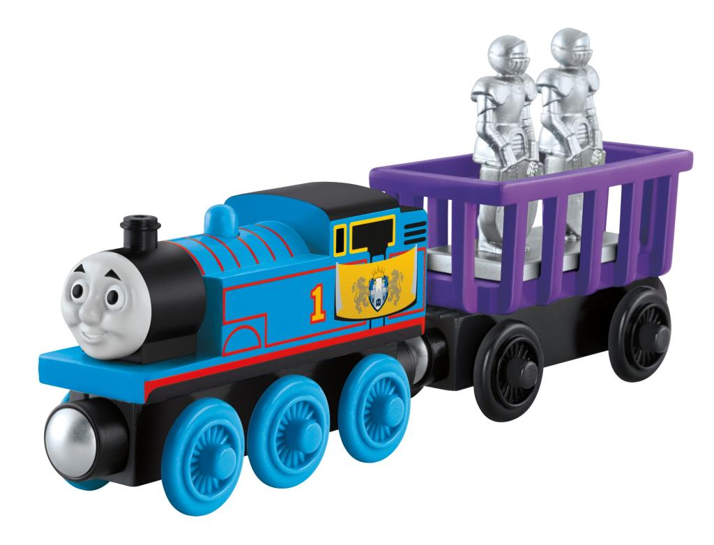 thomas the train wooden railway thomas 39 castle delivery toys games. Black Bedroom Furniture Sets. Home Design Ideas