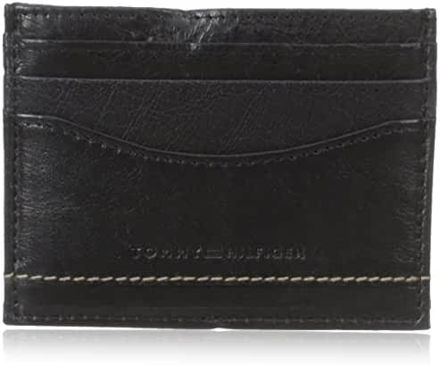 Tommy Hilfiger Men's Marvin Card Holder