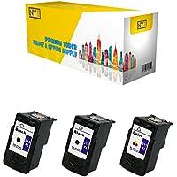 New York TonerTM New Compatible 3 Pack 2 PG-210XL 1 CL-211XL High Yield Inkjet For - PIXMA : PIXMA iP2700 | PIXMA iP2702 | PIXMA MP240 | PIXMA MP250 | PIXMA MP270 | PIXMA MP280. -- Black Color