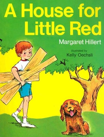 A HOUSE FOR LITTLE RED, SOFTCOVER, BEGINNING TO READ (BEGINNING-TO-READ BOOKS)