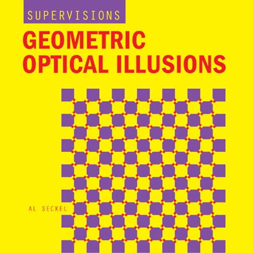 SuperVisions: Geometric Optical Illusions (Puzzles & Games)