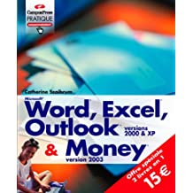 Word excel outlook 2000 & xp & money 2003