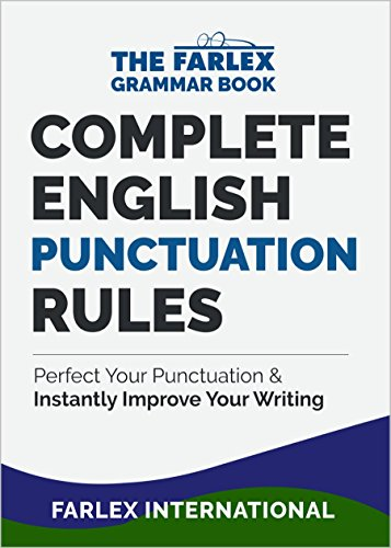 essay punctuation rules Use the basic rules of punctuation correctly place commas, semicolons the act compass writing essay test will assess your ability to write a strong.