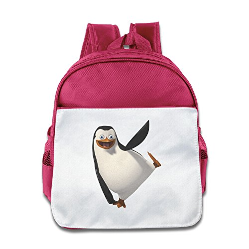 Price comparison product image Duola Penguin Toddler Kids Cartoon Backpack Pink