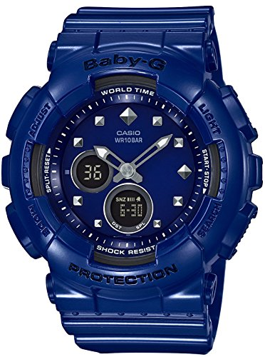 Casio Baby G BA125 2A small Size Analog Digital