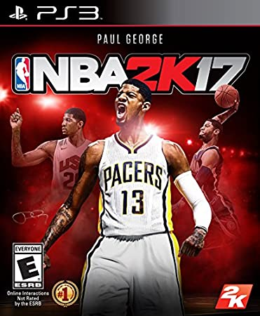 NBA 2K17 Standard Edition - PlayStation 3