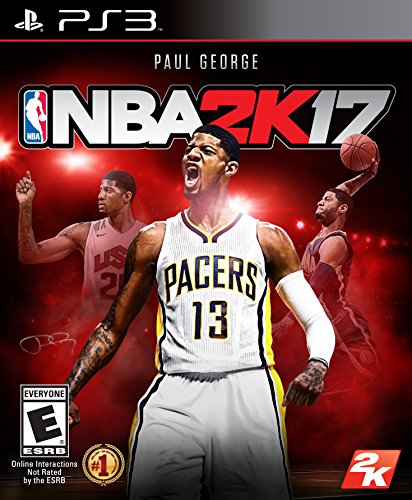 NBA 2K17 Standard Edition - PlayStation 3 (Ps3 Nba)