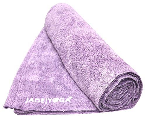 Jade Yoga Microfiber Yoga Mat Towel