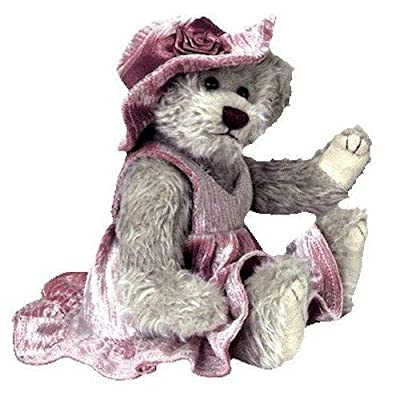 "TY Attic Treasure Darling Darlene Bear Victorian Jointed 8"" Teddy: Toys & Games"