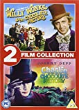 Willy Wonka And The Chocolate Factory / Charlie And The Chocolate Factory (2 Disc Box Set) [DVD] [2007]