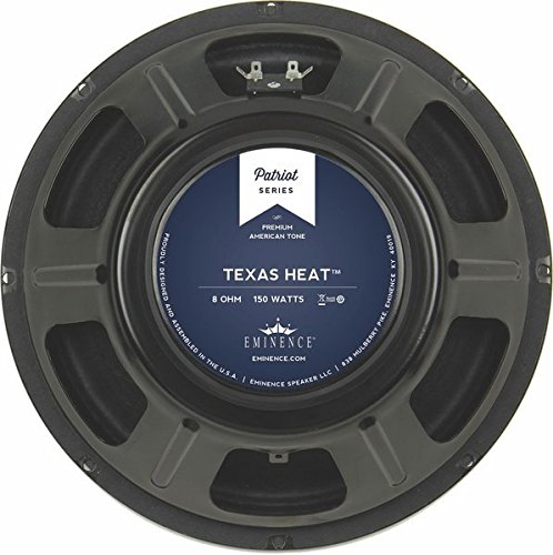 Eminence Patriot Texas Heat 12'' Guitar Speaker, 150 Watts at 8 Ohms by Eminence