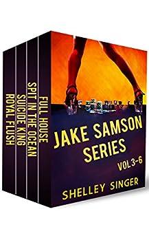Jake Samson Mystery Series Vol 3-6 (The Jake Samson Series) by [Singer, Shelley]