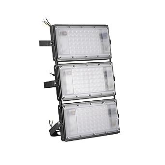 150W foco proyector, LED foco blancos cálidos,15000LM ...