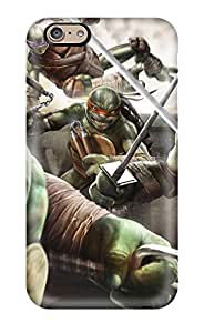 Viktoria Metzner's Shop Hot 2182726K90736137 New Premium Case Cover For Iphone 6/ Teenage Mutant Ninja Turtles Out Of The Shadows Game Protective Case Cover