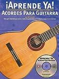 Aprende Ya Acordes para Guitarra, Ed Lozano, 0825628458