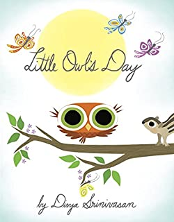 Book Cover: Little Owl's Day