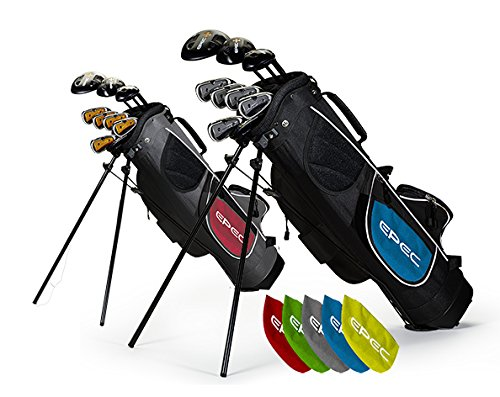 EPEC Upgradeable Junior Golf Clubs (51'', right) by EPEC (Image #7)