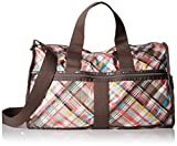 LeSportsac Women's Essential Large Weekender, Resort Madras C