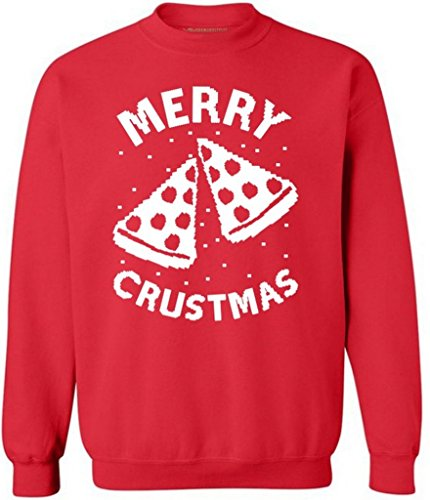 Merry Crustmas Ugly Christmas Sweatshirt