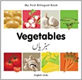 My First Bilingual Book-Vegetables (English-Urdu), Milet Publishing, 1840596708
