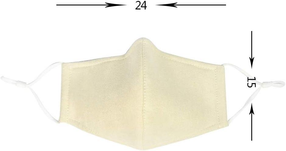 Luluz Protector Bucal Bufanda Multifuncional Oto/ño Invierno Bufanda Gruesa Para La Boca Cubrebocas Lavable a Prueba De Viento Bufanda Para La Boca Llanura Transpirable Bufanda De Motocicleta M/áscara De Pa/ñuelo Bufanda Para Hombres Muje