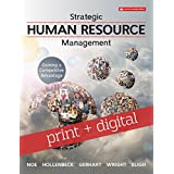 Strategic Human Resource Management: Gaining a Competitive Advantage with Connect with SmartBook COMBO