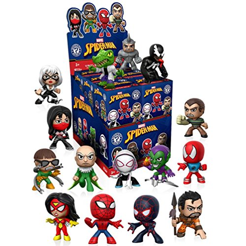 Spider-Man Classic Mystery Minis Set of 12