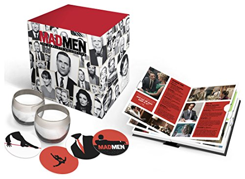 Mad Men: The Complete Collection [Blu-ray + Digital HD] by LIONS GATE HOME ENT.