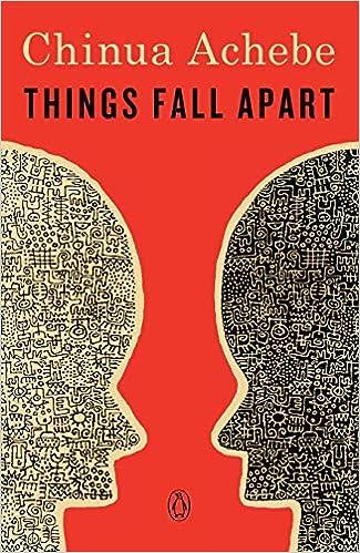 Amazon.com: Things Fall Apart (9780385474542): Achebe, Chinua: Books