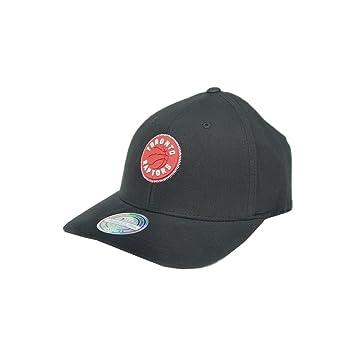 4f60e271515824 Mitchell & Ness Toronto Raptors Curved Cap 110 Biowashed Zig Zag NBA:  Amazon.co.uk: Sports & Outdoors