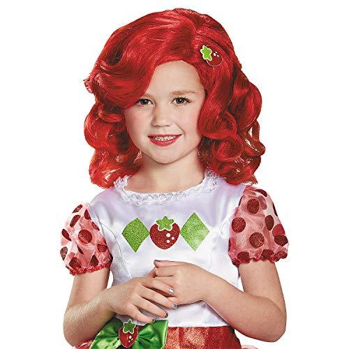 Fun Express - Strawberry Shortcake Child Wig for