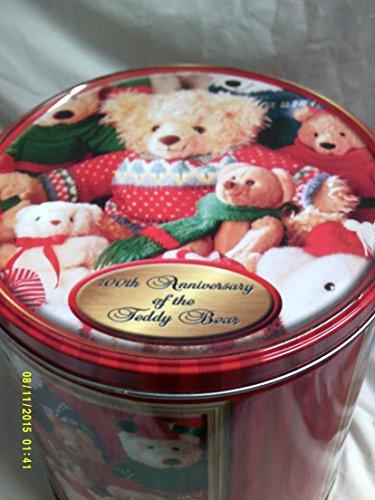 - 100th Anniversary of the Teddy Bear Gift Tin