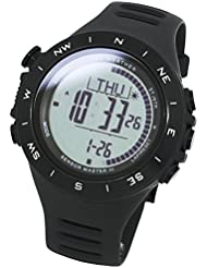 [LAD WEATHER] Extremely Multi-functional Watch Altimeter Weather Forecast distance/ speed/ steps/ calorie