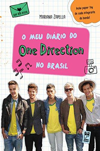 Meu diário do One Direction no Brasil (Portuguese Edition)