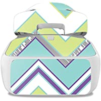 Skin For DJI Goggles – Pastel Chevron | MightySkins Protective, Durable, and Unique Vinyl Decal wrap cover | Easy To Apply, Remove, and Change Styles | Made in the USA