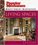 Moneysmart Makeovers Living Spaces, Rick Peters, 1588163954