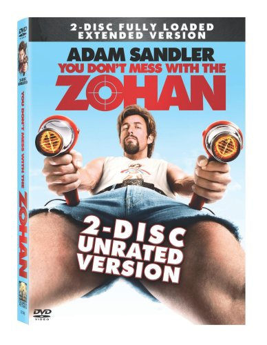 You Don't Mess With the Zohan (Unrated Two-Disc Edition) -