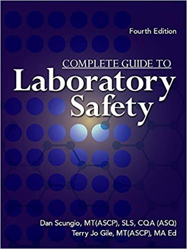 Book Complete Guide to Laboratory Safety, Fourth Edition Fourth Edition by HCPro a division of BLR, Terry Jo Gile MT (ASCP) MA Ed, Dan (2014)
