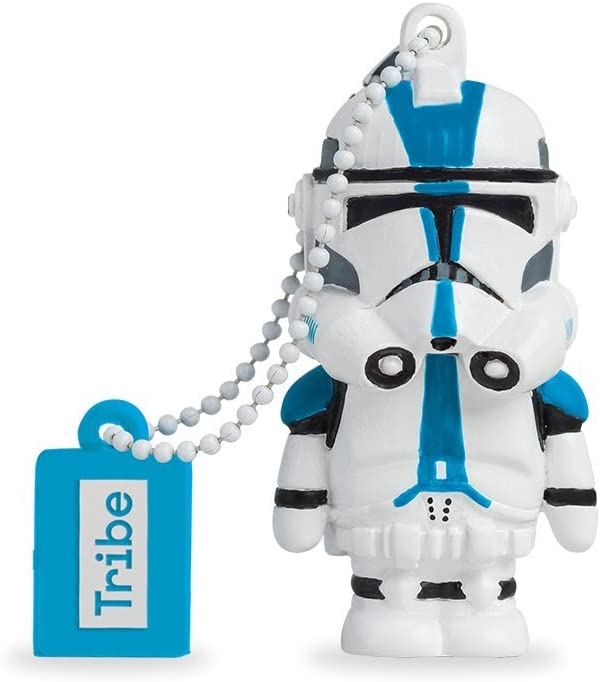 Llave USB 8 GB 501st Clone Trooper - Memoria Flash Drive 2.0 ...