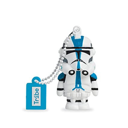 Llave USB 16 GB First Order BB Unit TLJ - Memoria Flash Drive 2.0 ...