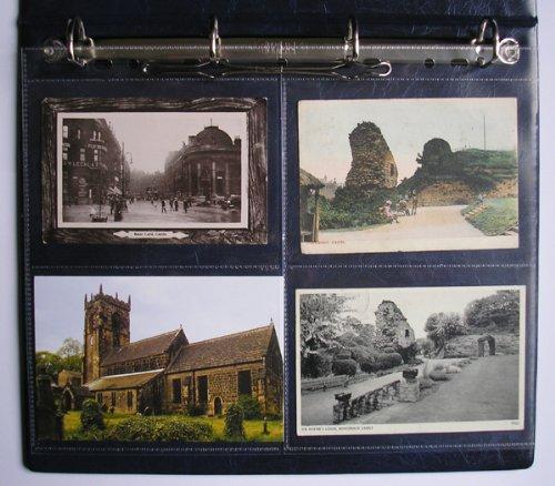 3 opinioni per Family Tree Folk- Buste trasparenti porta-cartoline per album ad anelli, formato