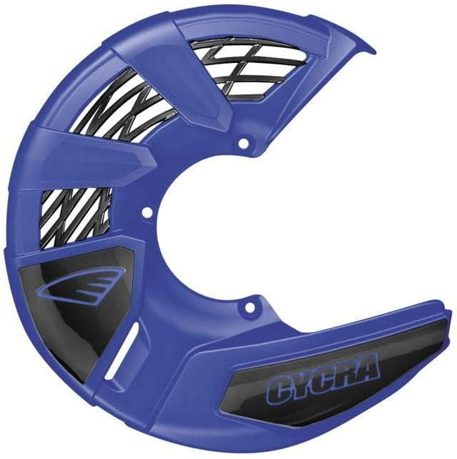 Blue Cycra Disc Cover