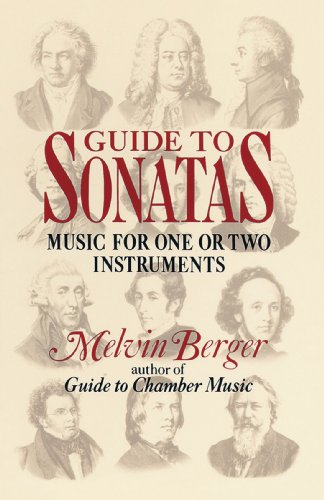 Guide to Sonatas: Music for One or Two Instruments by Anchor